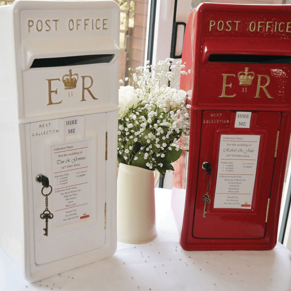 Post Box Hire